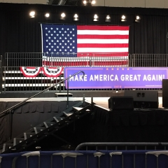 Donald Trump Grand Rapids Rally